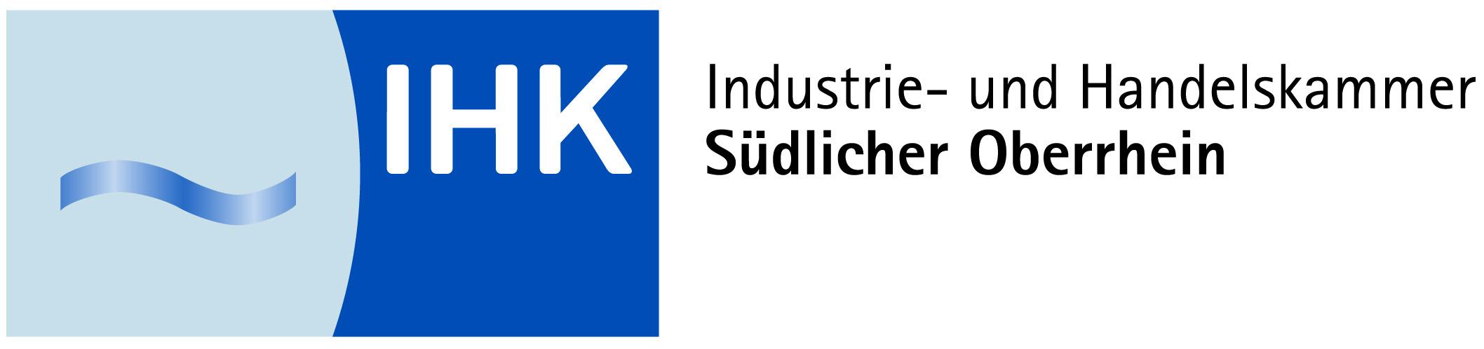 Logo Industrie- und Handelskammer Südlicher Oberrhein