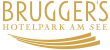 Logo Brugger's Hotelpark am See in Titisee