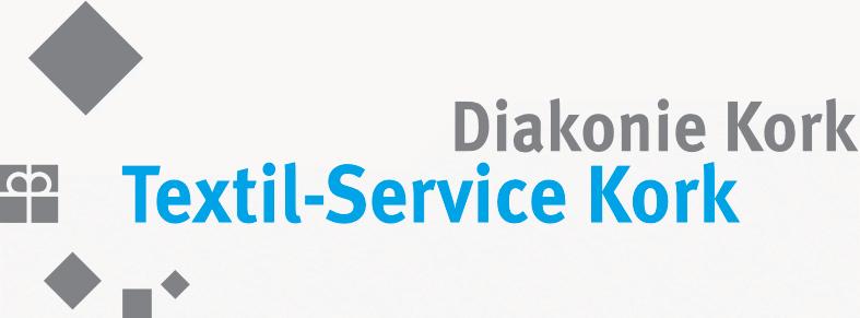 Logo Textil-Service Kork gGmbH